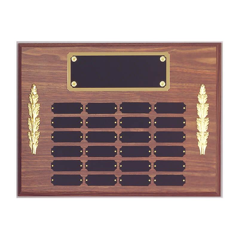 12x16 Perpetual Name Plaque w/Embellishment