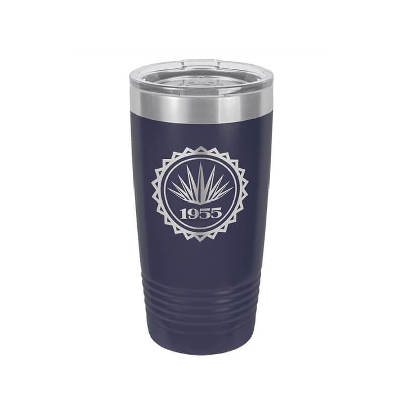 Navy Polar Camel Insulated Mug