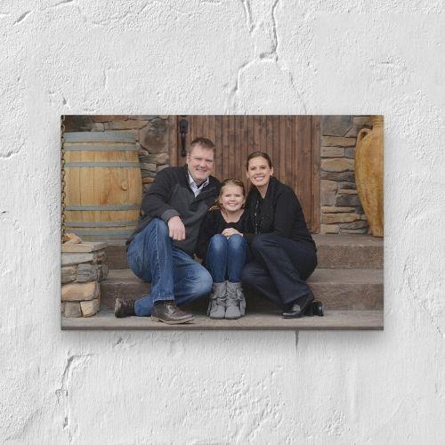 16x20 Custom Printed Canvas